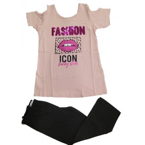 Σετ ρούχο για κορίτσι For Funky 120-519115-2