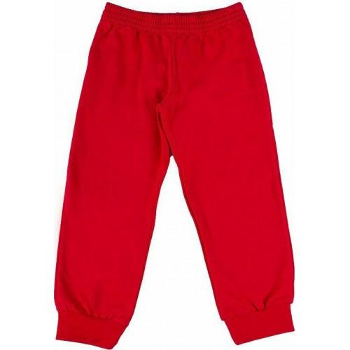 Παντελόνι φόρμας κόκκινο ανοιξιάτικο για αγόρι Trax 39353