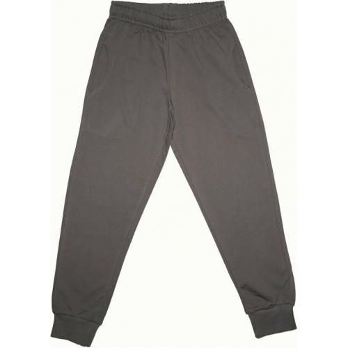 Παντελόνι φόρμας ανθρακί ανοιξιάτικο για αγόρι Trax 39355