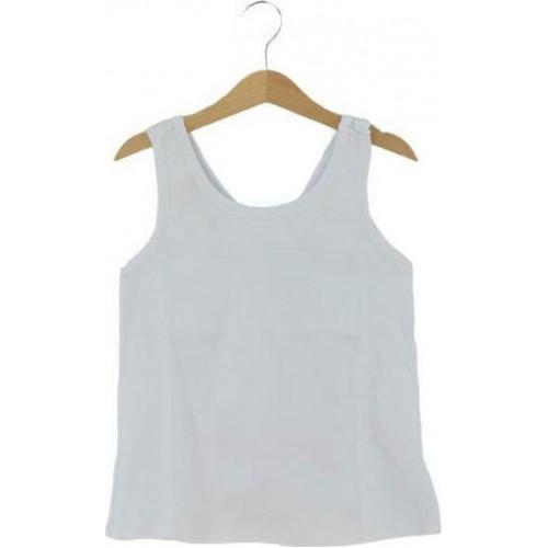 Μπλούζα λευκή για κορίτσι Trax 37174