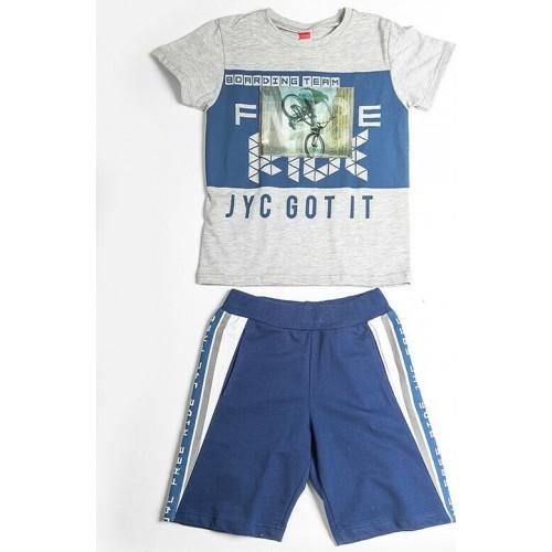 Σετ ρούχο μακό για αγόρι Joyce 211726