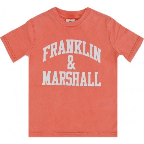 Μπλούζα για αγόρι Franklin & Marshall FMS0470-031