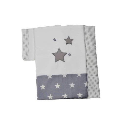 Σετ Σεντόνια Stars Bebe Stars 3071