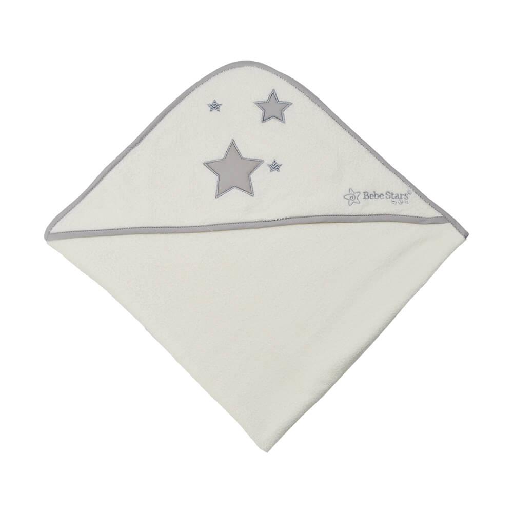 Μπουρνούζι Κάπα Stars Bebe Stars 3072