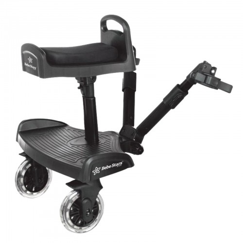 Τρέιλερ για 2ο παιδί με κάθισμα Traction Bebe Stars 510-200