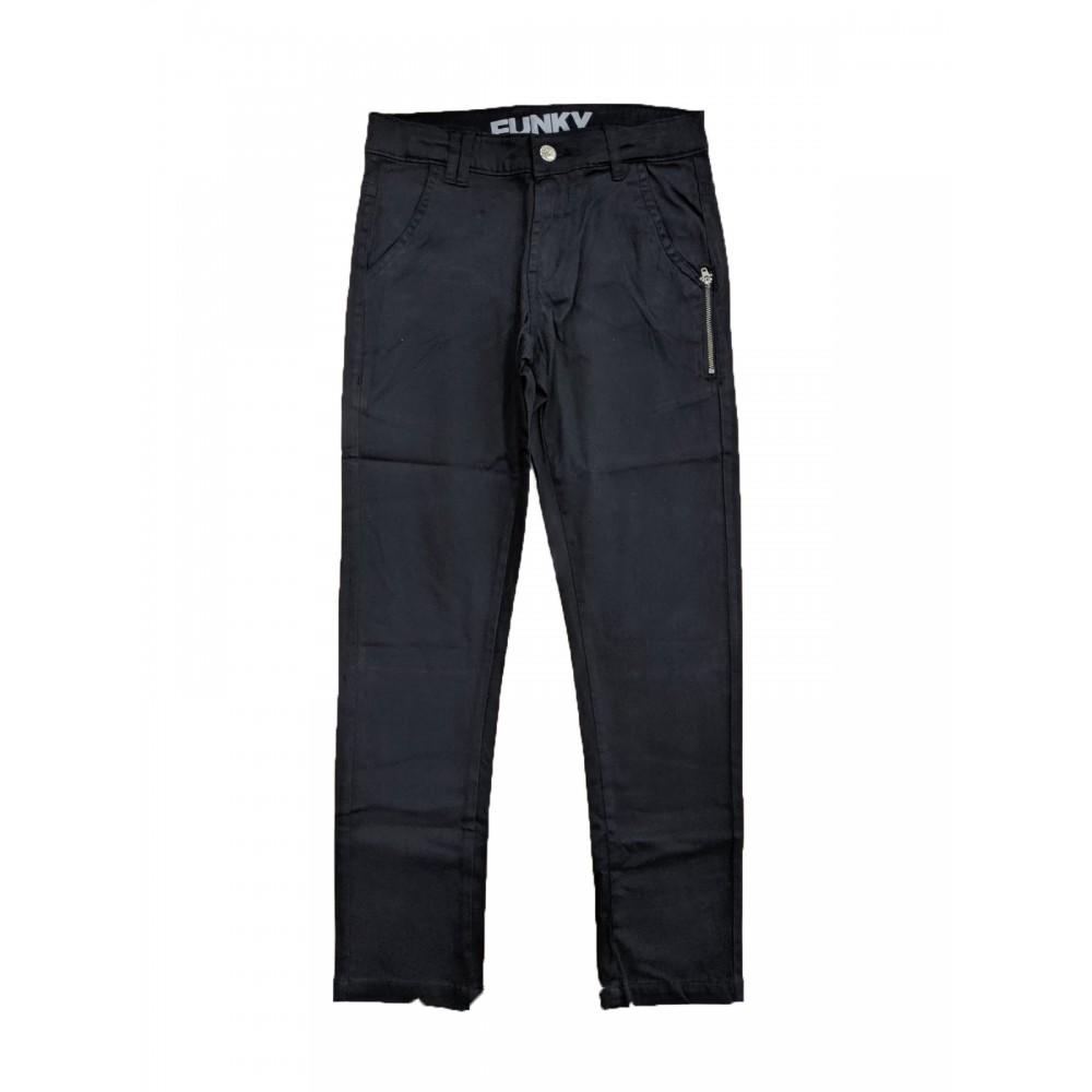 Παντελόνι μαύρο για αγόρι For Funky 220-111105-1