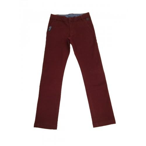 Παντελόνι μπορντό για αγόρι For Funky 220-111100-2