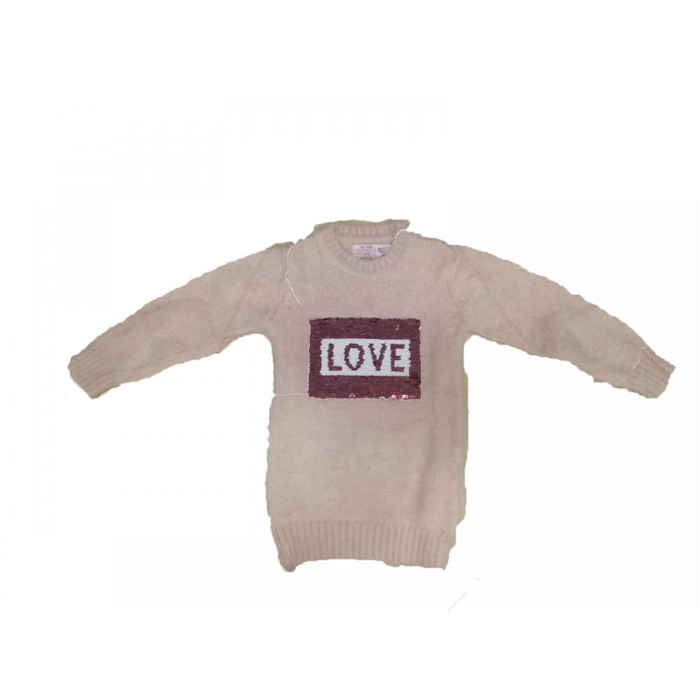Μπλούζα πλεχτή για κορίτσι For Funky 221-710123-1