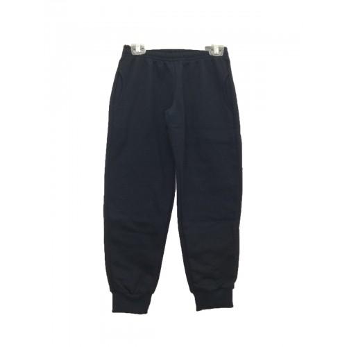 Παντελόνι φόρμας σκούρο μπλε για αγόρι Trax 38870