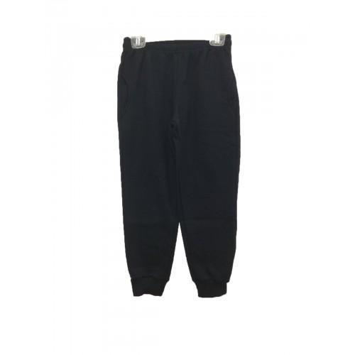 Παντελόνι φόρμας μαύρο για αγόρι Trax 38870