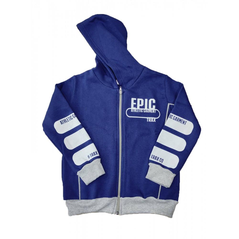 Ζακέτα μπλε για αγόρι Trax 38846