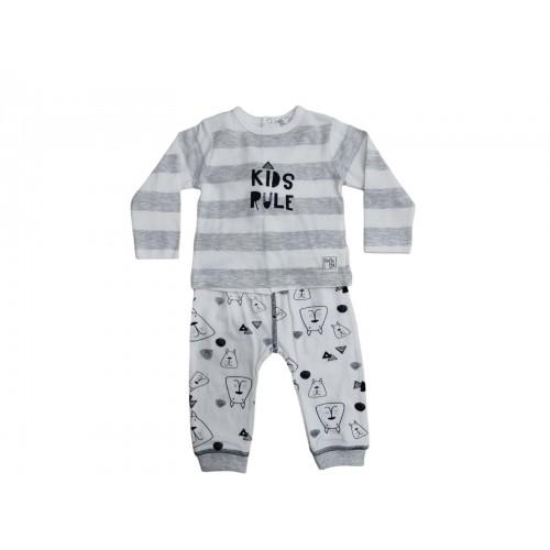 Σετ ρούχο για αγόρι Baby bol 10807