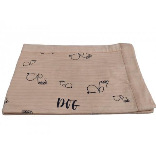 Κουβέρτα αγκαλιάς 70x70 Baby bol 00220