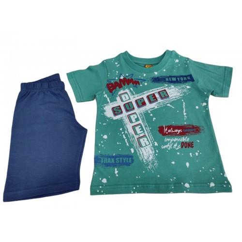 Σετ ρούχο μακό για αγόρι Trax 39420